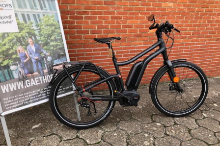 Tweedehands Cannondale Contro-E Speed (Small)