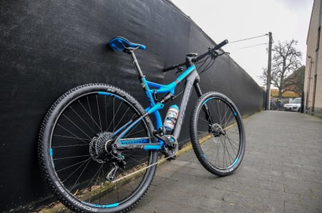 Cannondale Scalpel Carbon 2 fully 29er (2015), L