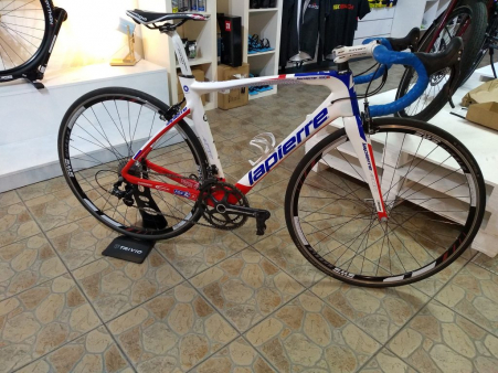 Lapierre Aircode Ultimate FDJ 2017