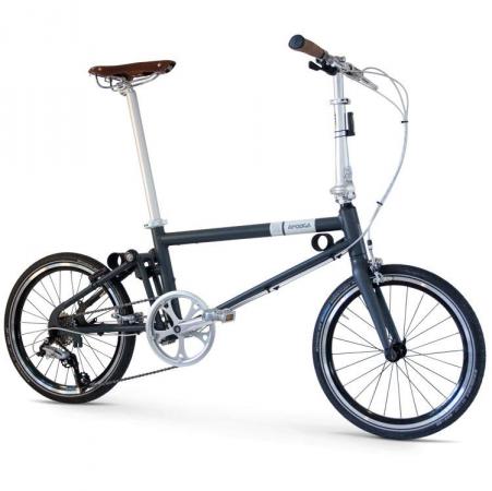 Ahooga Folding Bike 2020