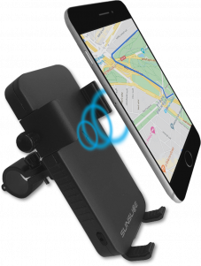 Sunslice Cyclotron - Bike Phone Holder with Integrated Power Bank