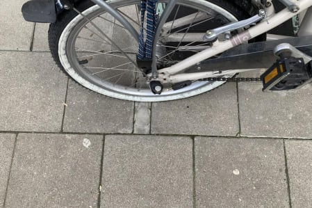 Vélo dahon