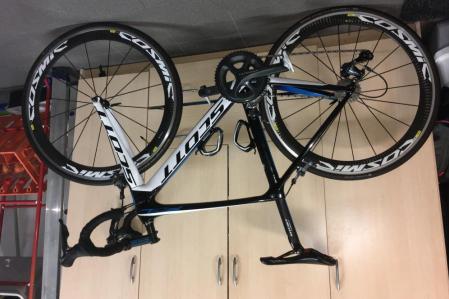 Race fiets Scott Foil 10