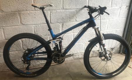 Trek Fuel EX 9.8 2013