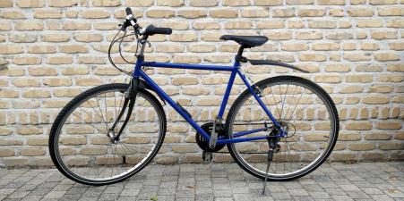 Herenfiets of mountainbike