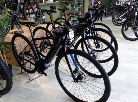 Cannondale Synapse Neo 2020 1