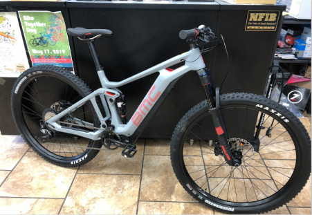 2019 BMC SPEED FOX AMP THREE E- Bike Electric Bike