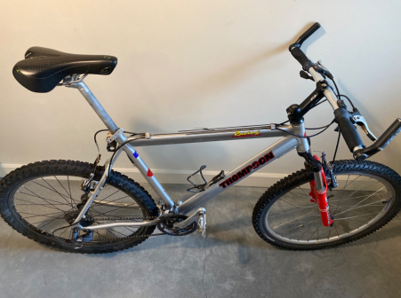 Thompson Mountainbikes 2000