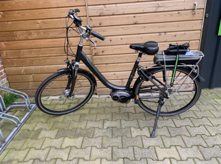 Elektrische fiets Trek