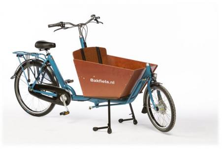 Bakfiets.nl Cargobike Classic Short 2019