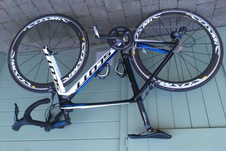 Race fiets Scott type Foil 10 Compact 52-36