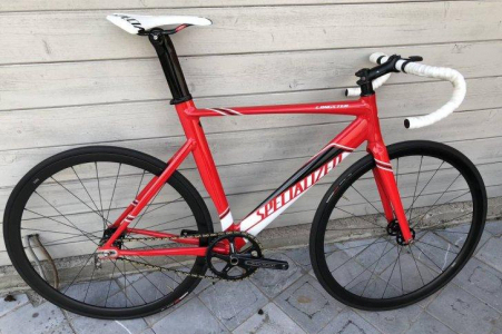 Specialized piste fiets