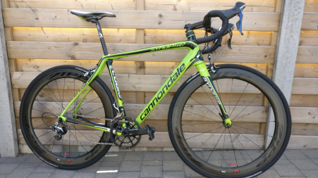 Cannondale Synapse 2014 (frame 2015)