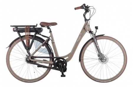 Puch Puch e-bike e-ballad zwart 2021