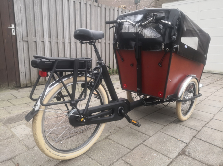 Bakfiets.nl Cargo Trike Classic Wide 2019