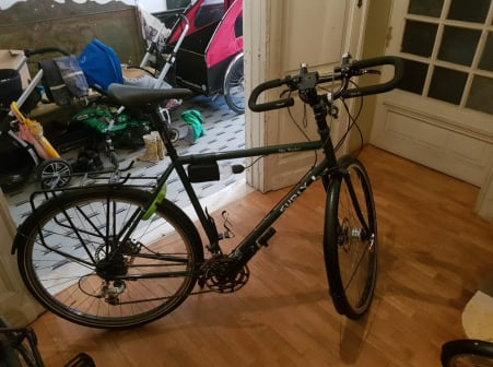Surly Disc Trucker (with full touring set-up)