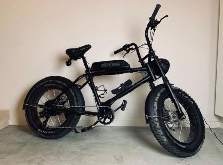 Urban Drivestyle Berlijn Electric Fatbike UDX 204 2020