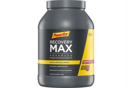 PowerBar Recovery Max - Raspberry - 1,144kg