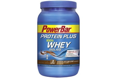PowerBar ProteinPlus 100% Whey - Chocolate - 570gr