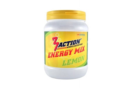 3Action Energy Mix - Lemon - 500gr