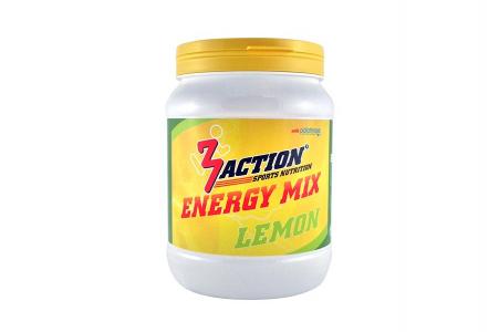3Action Energy Mix - Lemon - 500gr