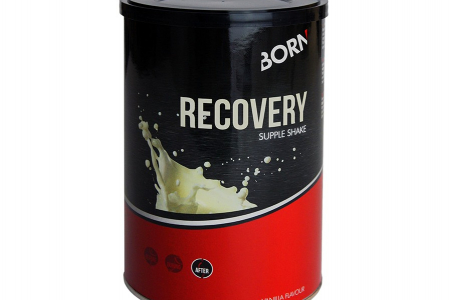 Born Recovery Supple Shake - Vanilla - 450gr
