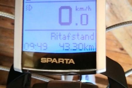 Sparta Stadsfietsen 2012
