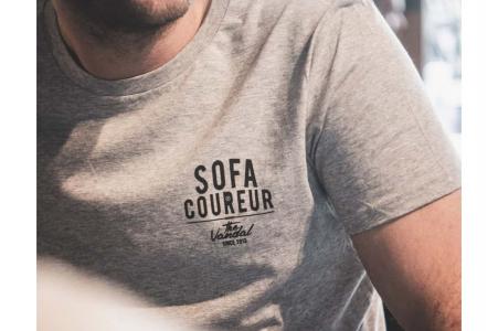 The Vandal T-shirt - Sofa Coureur