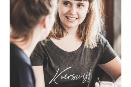 The Vandal T-shirt - Koerswijf