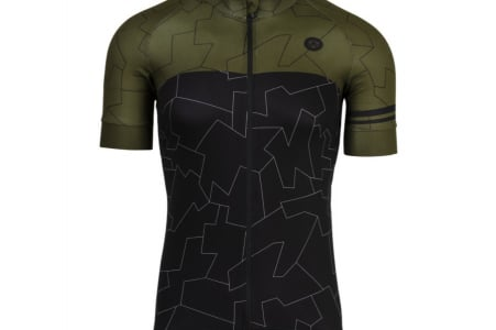 AGU Shirt korte mouwen - Camo Tile Outline