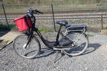 vélo électrique matra tx