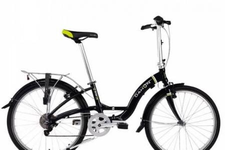 Vélo pliable vouwfiets dahon Briza D8-8 vitesses (roues 24