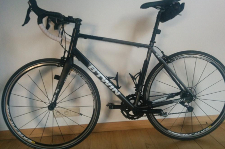 Nieuw Vélo Course Btwin Triban 540 + accessoires - Becycled | ALLES