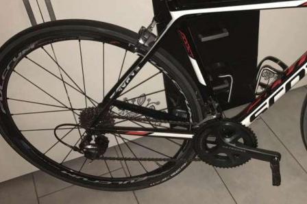 Vélo Scott Additc avec ultegra 11v