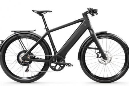 Stromer St3 Sport Black Xl Bat 983