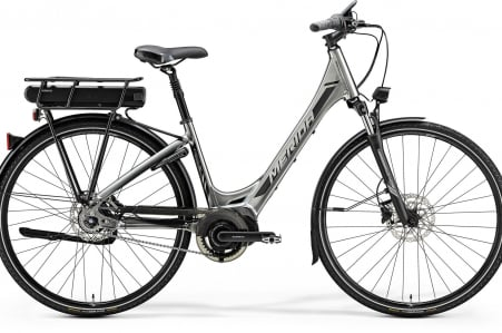 Merida E-spresso City 700eq Shiny Dark Silver/black M 51c