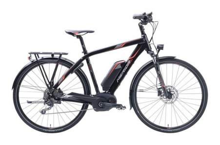Merida E-spresso Sport 510 Eq Black/red/grey 61cm