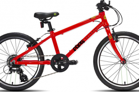 Frog Bikes Frog 52 Single Speed Red