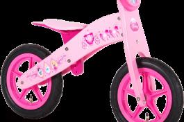 Disney Disney Princess Houten Loopfiets 12 Inch