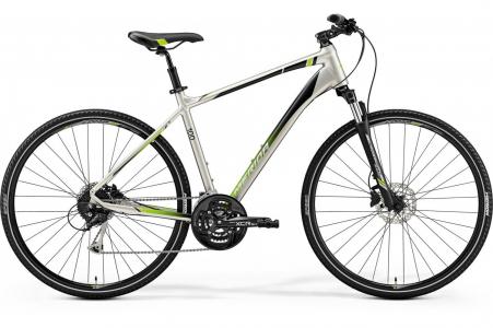 Merida Crossway 100 Silk Titan/green L 55cm