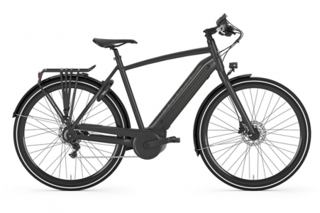 Gazelle Cityzen C8+ Hmb H57 Black S8 (mat) !! Inclusief 500wh Bosch Powertu
