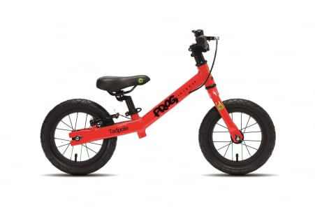 Frog Bikes Tadpole Red 12