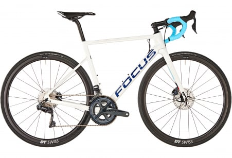 Focus Izalco Max Disc 8.9 Di2 Large White