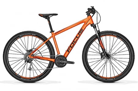 Focus Whistler Eq Orange 36xs