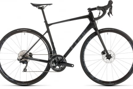 Cube Attain Gtc Sl Disc Carbon/grey 2019 56cm