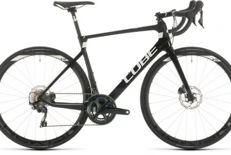 Cube Agree C:62 Race Carbon«n«white 2020 56 Cm