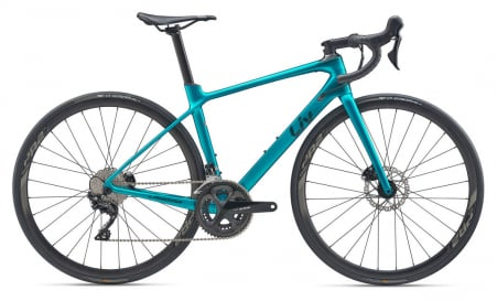 Giant Liv Langma Advanced 2 Disc M Jade Teal