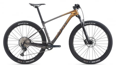 Giant Xtc Advanced 29 2 M Metallic Gold