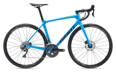 Giant Tcr Advanced 1 Disc-king Of Mountain M Metallic Bl