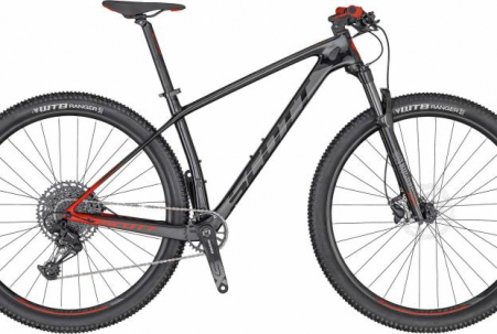 Scott Scale 940 Black/red Xl 2020